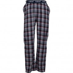 Farah Jubitz Flannel Yale/White/Red
