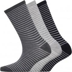 Fruitcake Striped Black Stripe/Grey Stripe/White Stripe