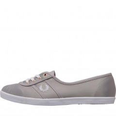 Fred Perry Aubrey Satin 1964 Silver