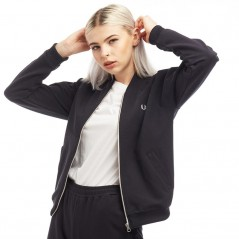 Fred Perry Reverse Tricot Navy