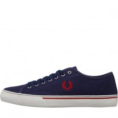 Fred Perry Ridley Carbon Blue