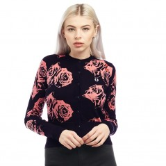 Fred Perry Rose Black