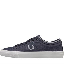 Fred Perry Kendrick Chambray Navy