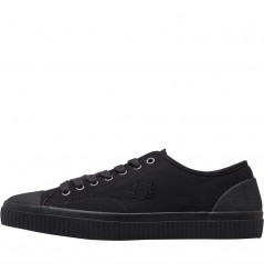 Fred Perry Hughes Shower Resistant Black