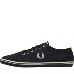 Fred Perry Kingston Twill Black