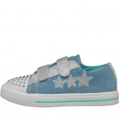 Board Angels Star Light Light Denim/Silver