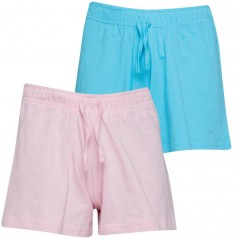 Board Angels Plain Jersey Candy Pink/Turquoise