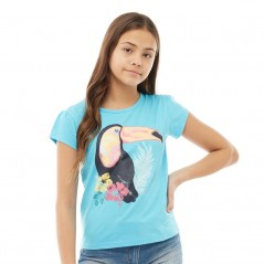 Board Angels Toucan T-Turquoise