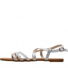 Board Angels Plaited White