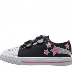 Board Angels Star Velcro Black/Pink