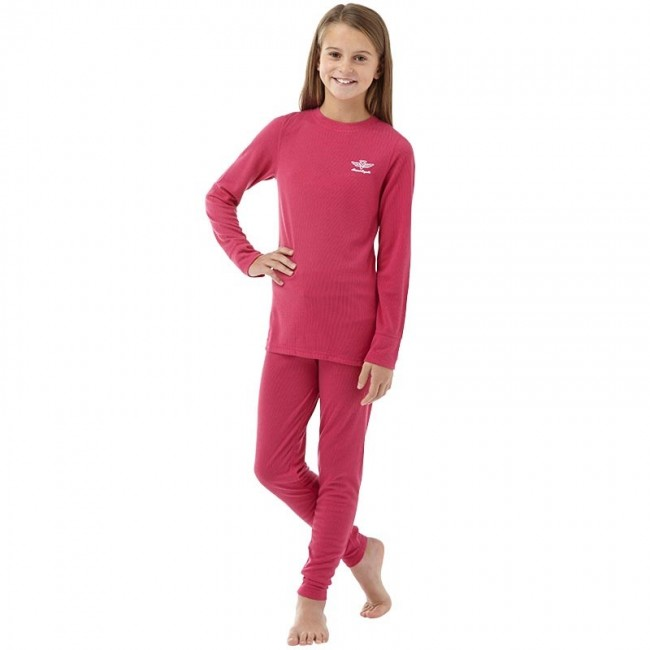 Board Angels Baselayer Set Pink