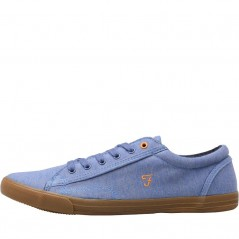 Farah Vintage Brucey Pacific Blue Marl
