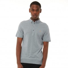Farah Vintage Merriweather Polo Shadow Marl