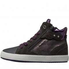 GEOX Junior Kalispera Dark Grey