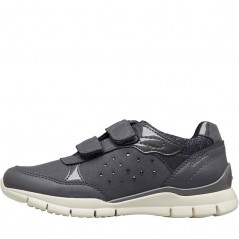 GEOX Junior Sukie Dark Grey