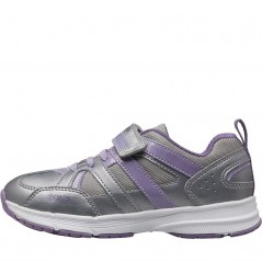 GEOX Junior Fly Silver/Lilac