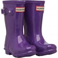 Hunter Original First Starcloud Rain Acid Purple