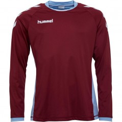 Hummel Kinetic Match Jersey Maroon/Argentina Blue
