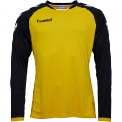 Hummel Kinetic Match Jersey Yellow/Black