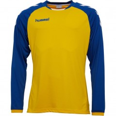 Hummel Kinetic Match Jersey Yellow/True Blue