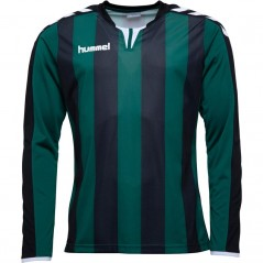 Hummel Stripes Evergreen/Black