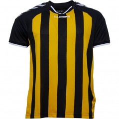 Hummel Stay Authentic StMatch Jersey Black/Yellow