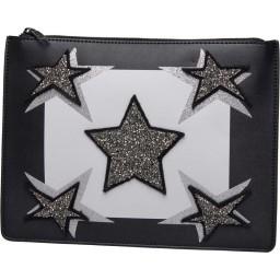 Juicy By Juicy Couture Monterey Clutch Black Star