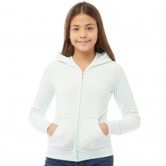 Juicy Couture Jaguar Robertson Hoodie Light/Pastel Blue