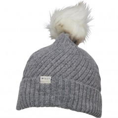 Jack Wills Dorchester Cable Grey Marl