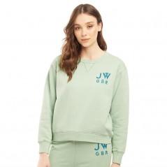 Jack Wills Kempson Garment Dye SweatJade