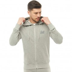 JACK AND JONES Anything Light Grey Melange/Total Eclipse