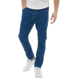 JACK AND JONES Luke Echo Anti Blue Denim