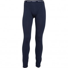 JACK AND JONES Sense Long Johns Blue