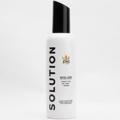 SNEAKER KING Premium Cleaning Solution White