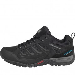 Karrimor Helix Low Weathertite Hiking Black