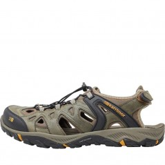 Karrimor Auckland Closed Toe Leather Brown