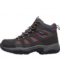 Karrimor Bodmin Mid 5 Weathertite Hiking Dark Grey/Cochineal