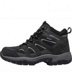 Karrimor Bodmin 5 Weathertite Hiking Black/Cool Grey
