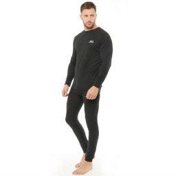 Kangaroo Poo Baselayer Black