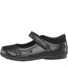 KP85 Junior Velcro Strap BTS Black