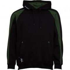 Kukri Premium Classic Hoodie Black/Green