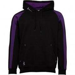 Kukri Premium Classic Hoodie Black/Purple