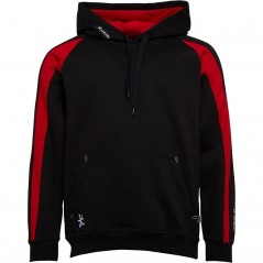 Kukri Premium Classic Hoodie Black/Red