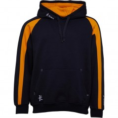 Kukri Premium Classic Hoodie Navy/Amber