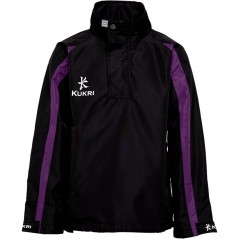Kukri Junior Premium 1/2 Smock Black/Purple