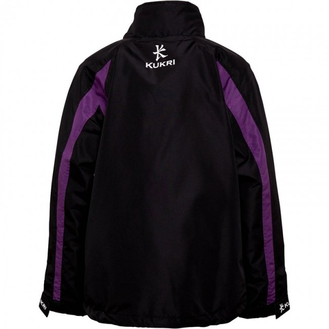 Kukri Junior Premium 1/2 Smock Black/Purple