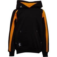 Kukri Premium Classic Hoodie Black/Amber