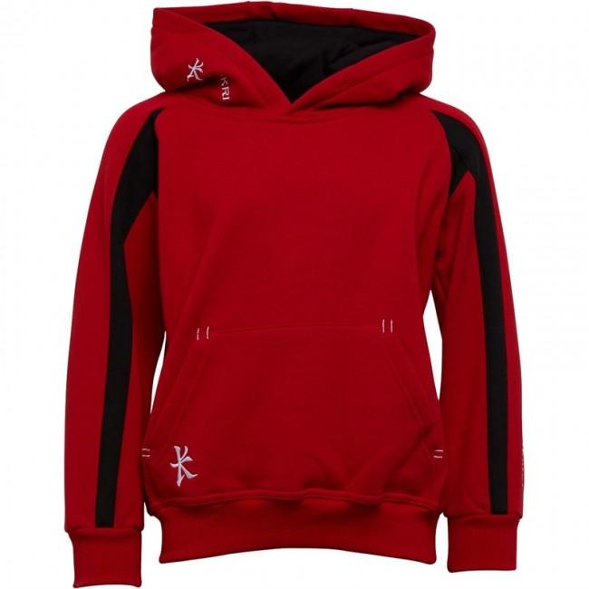 Kukri Premium Classic Hoodie Red/Black