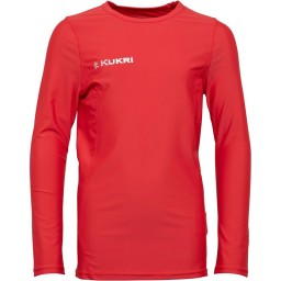 Kukri Junior Baselayer Scarlet Red