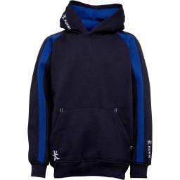 Kukri Junior Premium Classic Hoodie Navy/Royal